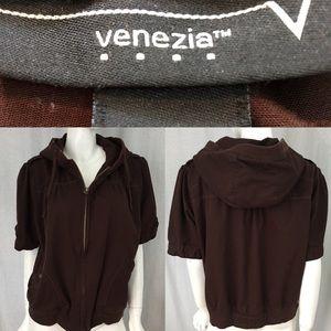 Tog 24 venezia womens down jacket black